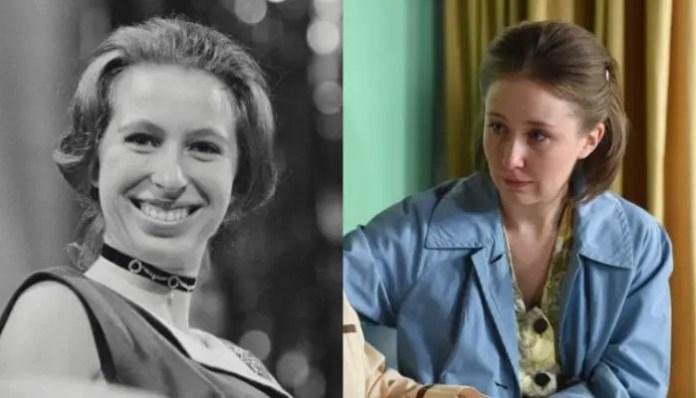 Erin Doherty viverá a Princesa Anne em The Crown