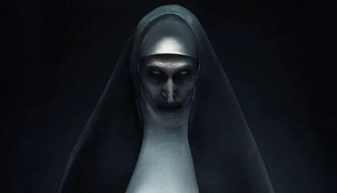 Imagem do filme The Nun
