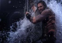 Imagem promocional de Aquaman