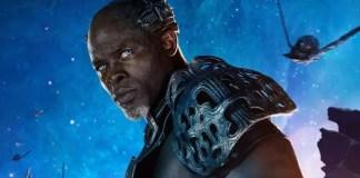 Djimon Hounsou em Guardiões da Galáxia