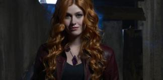 Katherine McNamara como Clary em Shadowhunters