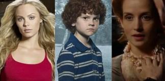 Imagens promocionais de Smallville, The Whisperers, e Crimson Peak