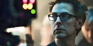 Imagem do cineasta James Gunn