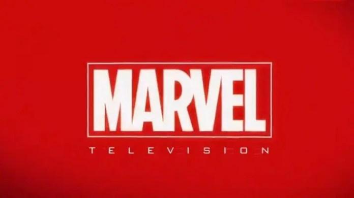 Imagem do logo da Marvel Television