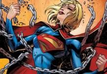 Imagem da Supergil nos quadrinhos