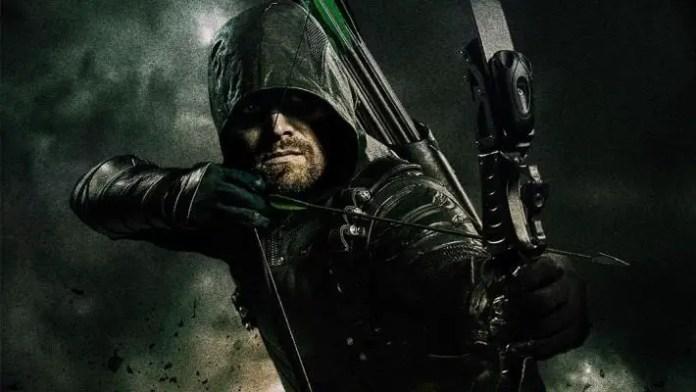 imagem promocional de Arrow