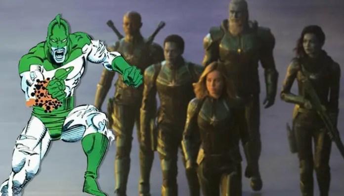 Att-Lass Capitã Marvel