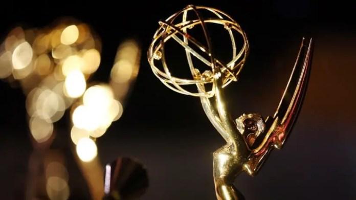 Imagem do prêmio Emmy