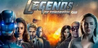 Imagem promocional da 4ª temporada de Legends of Tomorrow