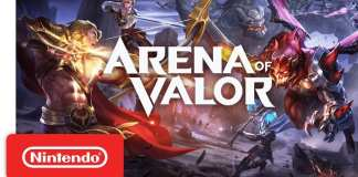 Arena of Valor Nintendo Switch Edition