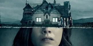 Imagem promocional da série A Maldição da Residência Hill
