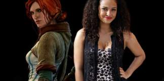 Anna Shaffer em the witcher