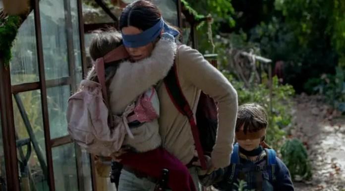 Imagem do filme Caixa de Pássaros