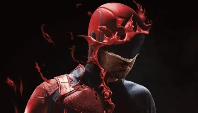Imagem promocional da 3ª temporada de Demolidor