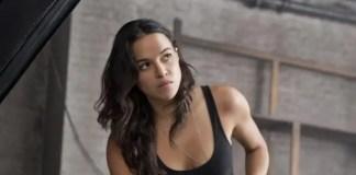 Imagem de Letty na franquia Velozes e Furiosos
