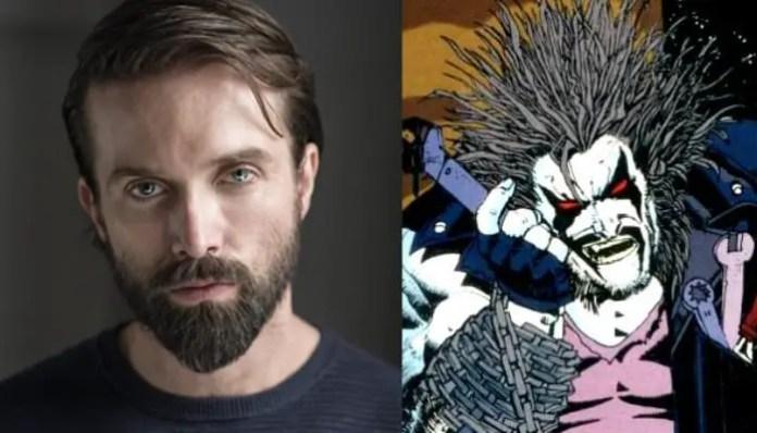Emmett J. Scanlan viverá o Lobo em Krypton