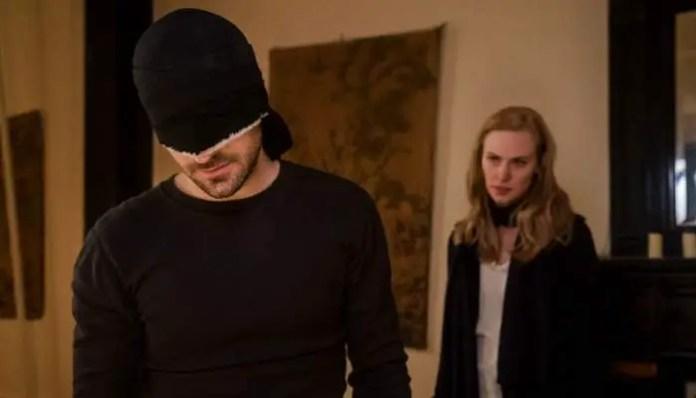 Matt Murdock e Karen Page em nova foto da 3ª temporada de Demolidor