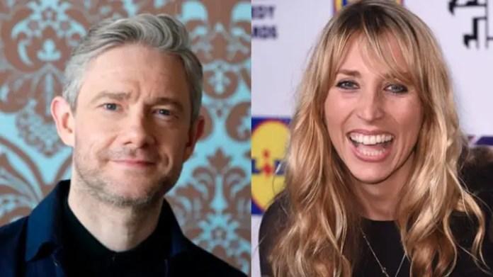 BREEDERS | Martin Freeman e Daisy Haggard estrelarão a nova comédia da FX