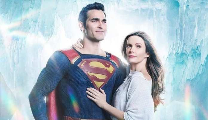 Superman e Lois Lane no Arrowverse