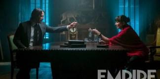 imagem de Angelia Huston em John Wick 3