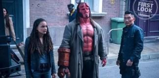 Nova imagem do filme Hellboy