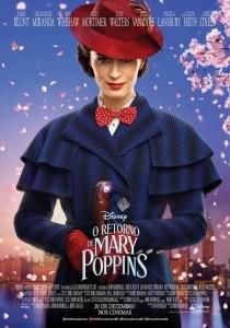 Pôster do Filme O Retorno de Mary Poppins