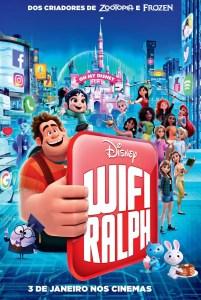 poster de wifi ralph