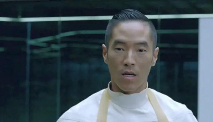 Imagem do ator Leonardo Nam em Westworld