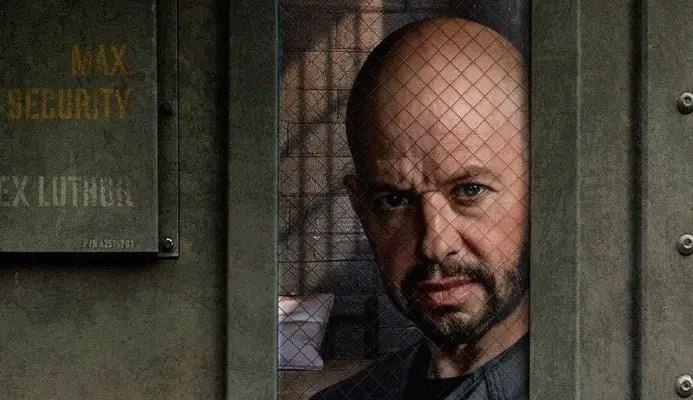 Imagem de Jon Cyrer como Lex Luthor