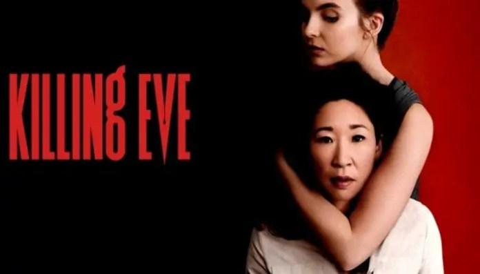 Imagem da série Killing Eve