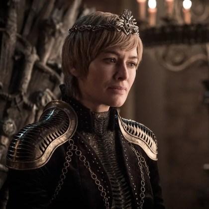 Cersei Game of Thrones 8ª temporada