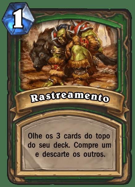 Hearthstone - Rastreamento