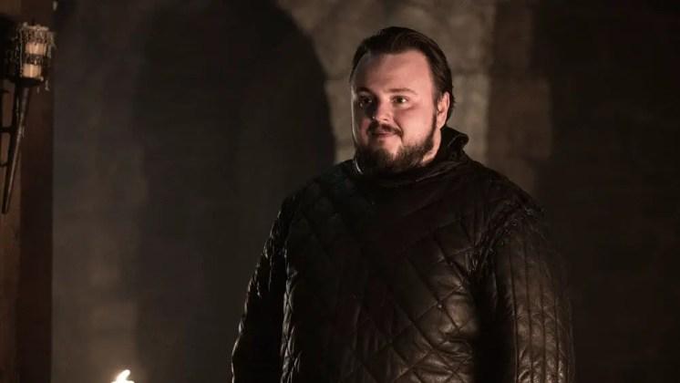 Sam Tarly Game of Thrones 8ª temporada