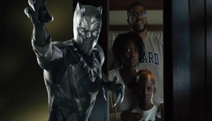 Pantera Negra e Nós