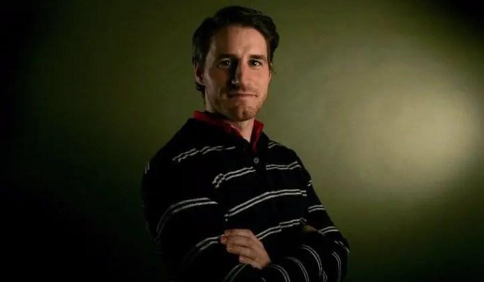 Imagem do ator Sam Jaeger