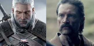 Steve Wall em THe Witcher