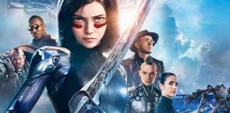 imagem do filme Alita: Anjo de Combate