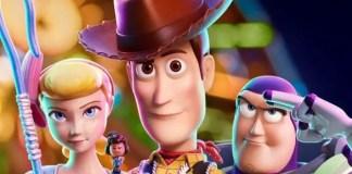 Imagem promocional Toy Story 4