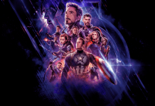 Banner do filme Vingadores: Ultimato