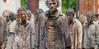 Zumbis The Walking Dead
