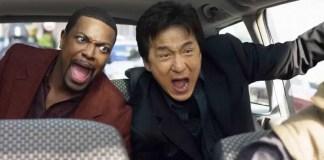 Jackie Chan e Chris Tucker em A Hora do Rush