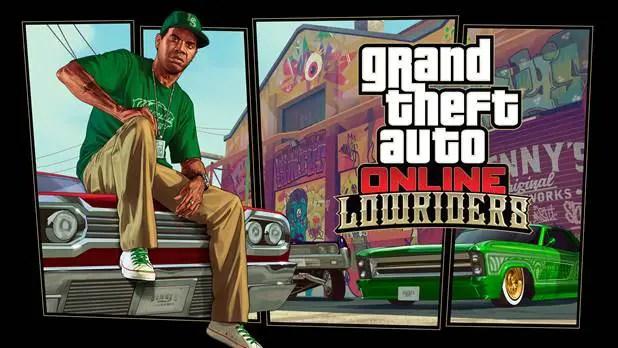 Semana dos Lowriders no GTA Online