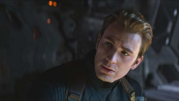 imagem do capitão américa em vingadores ultimato