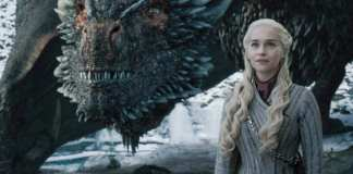 Daenerys Game of Thrones 8x04