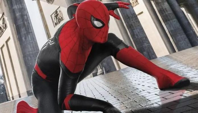 imagem do filme Homem-Aranha: Longe de Casa