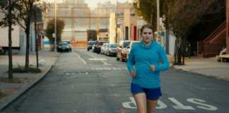 imagem de brittany runs a marathon