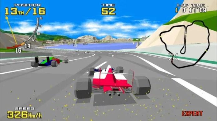 Sega Ages | Virtua Racing