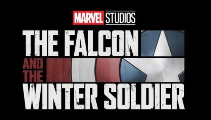Logo da série Falcão e o Soldado Invernal