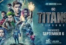 Titans 2ª temporada banner