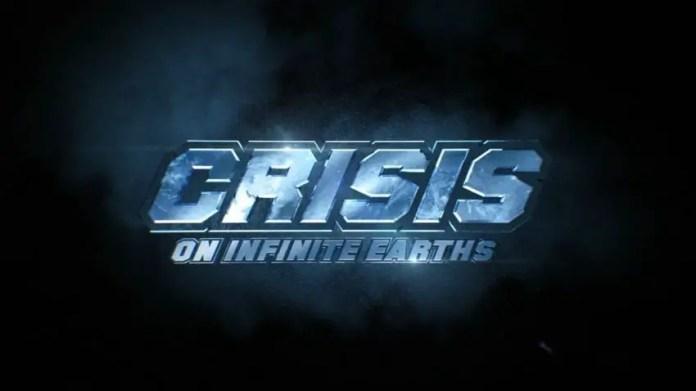 Logo de Crise nas Infinitas Terras